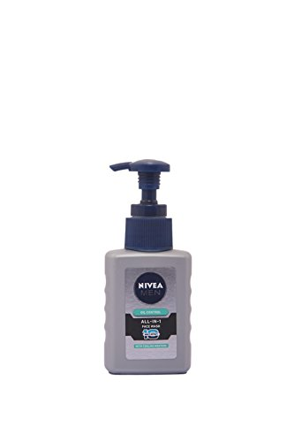 Nivea Men Oil Control All In One Face Wash Pump, 65ml  available at amazon for Rs.97