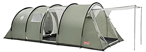 Coleman Coastline 8 Deluxe Tent - 8 Person, Green