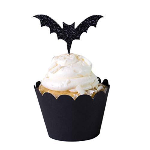 ration Cupcake Banderolen Kuchendekorationen Muffinförmchen Kindergeburtstag Geburtstag Party ()