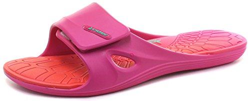 Neuf: Rider Brasil Daytona III 2017 Femme Pool Sandales, , Pointure pink