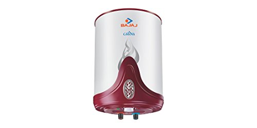 Bajaj Caldia 15-Litre Storage Water Heater (White)