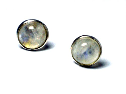 moonstone-round-shaped-sterling-silver-ear-studs-925