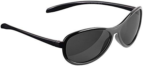 PEARL Polarisierende Brille: Kontrastverstärkende Sonnenbrille, polarisiert, UV 380 (Polarisierende Sonnenbrille)