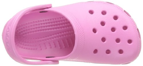 Crocs Classic Kids 1006, Sabot Unisex – Bambini Rosa (Party Pink)