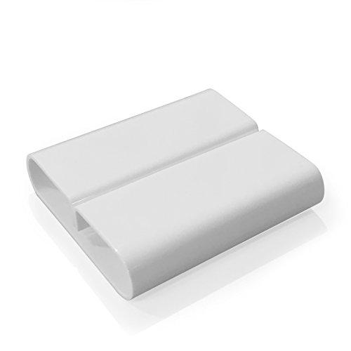 Hendi 663776 Menükartenhalter, Weiß (6-er Pack)