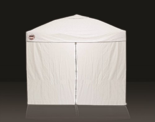 PARED LATERAL PARA CENADOR QUIK SHADE ELITE SERIES 3 X 3-MT BLANCO