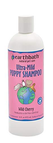 EARTH BATH earthbath Wild Cherry Puppy Shampoo (Puppy Hundeshampoo)