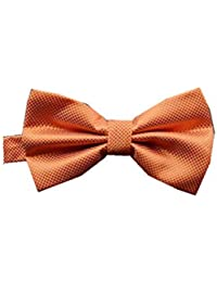 1a30ece3e980 TBOP BOW TIE solid color dress groom business Korean polyester silk bow tie  for men