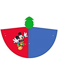 Poncho T6 impermeable de Mickey (T6)