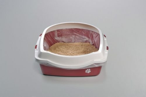 Katzentoiletten-Hygienebeutel 5er Jumbo