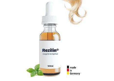 Rezilin Basilikum-Extrakt Haarkur | Gegen wechseljahrbedingten Haarausfall