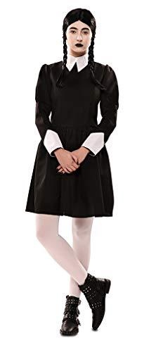 Kostüm Mädchen Unheimliche Mittwoch - Mujer, - Mittwoch Von Addams Family Kostüm