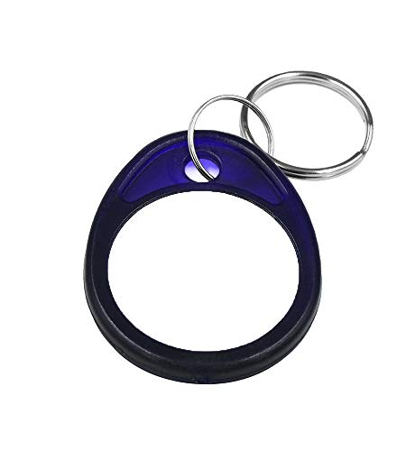 10 x Keyfob RFID EM4200 blau