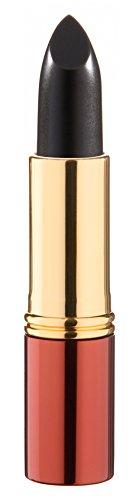 Ikos denkender Lippenstift schwarz-kirschrot, 3.5 g