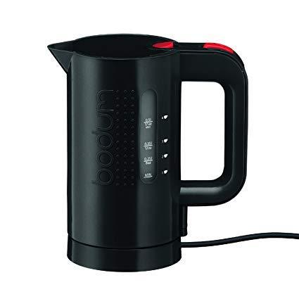 Bodum Professional Line - BISTRO - Wasserkocher 1,0 Liter