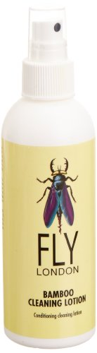 Fly London Bamboo Unisex Adult's Cleaning Lotion - One Size, Clear