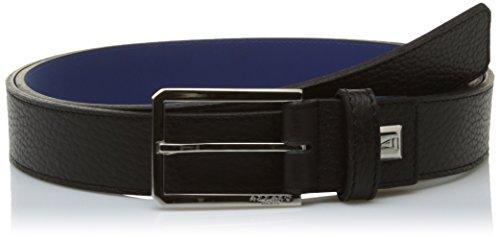 Azzaro Z16765, Ceinture Homme Noir (Noir)