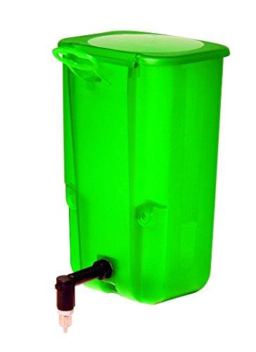 Kaninchentränke 1000 ml aus Kunststoff in grün von Kerbl
