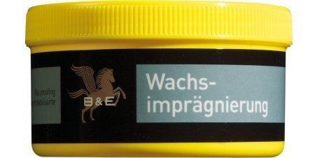 Cire-Imprégnation 250 ml inclus. Chiffon bande réfléchissante thermocollante thermofusible Appliquer