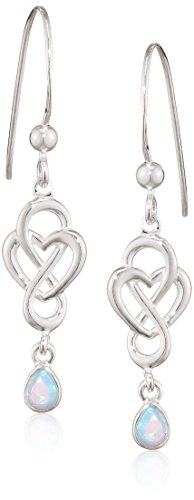 heritage-sterling-silver-and-blue-synthetic-opal-celtic-looped-heart-drop-earrings