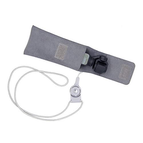Tragbare Handtasche für DJI OSMO Pocket, Jamicy ® PU + Tragetasche aus weichem Leder mit Tragetasche