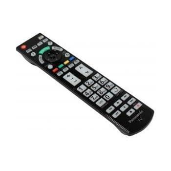 f38d2dc85 Panasonic N2QAYB000715 Original Viera Remote Control For Plasma, LED & LCD