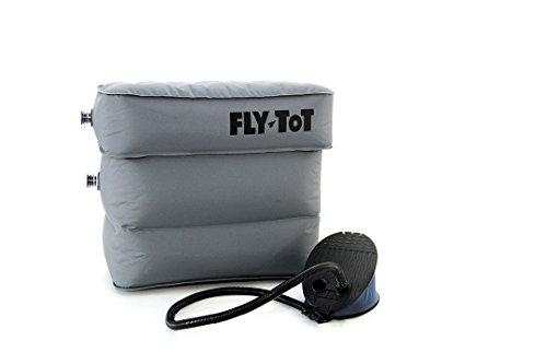 fly-tot-inflatable-airplane-cushion-grey-with-foot-pump