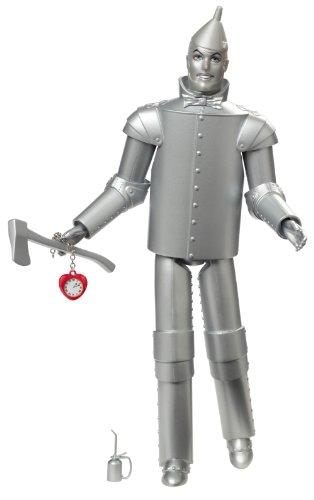 Mattel Barbie BCP78 - Collector Der Zauberer von Oz, Zinnmann, Sammlerpuppe (Der Zauberer Von Oz Tin)