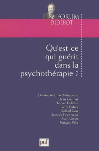 Qu'est-ce qui gurit dans la psychothrapie ?
