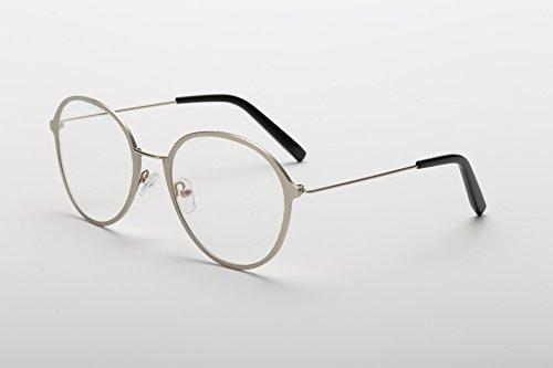 XXFFH Sonnenbrille Blauen Film Strahlung Kurzsichtigen Rahmen Für Große Frame Brille Männer Frauen , 2 Männer Versace Brillen Frames