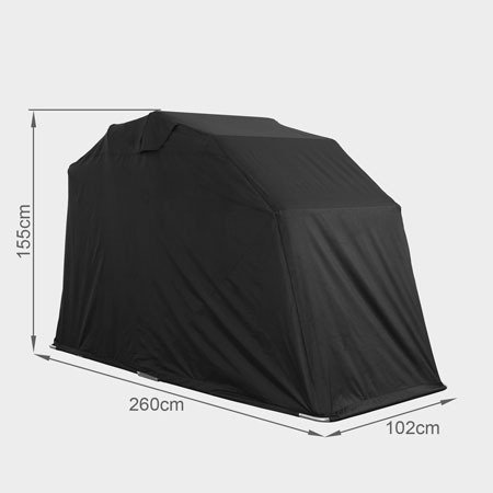 Price comparison product image Generic New Motorbike Folding Cover Outdoor Tent Garage Motorcycle Motor Bike Shed Storage