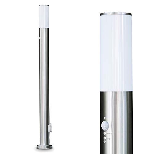 Relativ Außenleuchte mit Schalter + Bewegungsmelder/Steckdose - LedTipps.net FX33