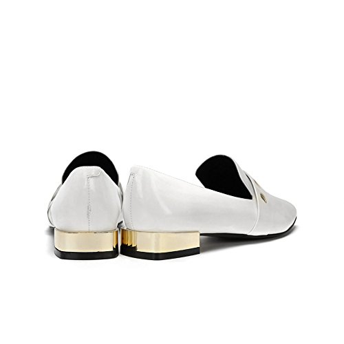 Chaussures de mode de printemps/chaussures pédale de Lok Fu /Rondes tête chaussures basses dans A