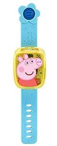 VTech- Reloj de Aprendizaje Peppa Pig, Multicolor (526003)
