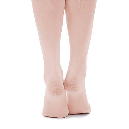 Imucci ballet dance tights - calze da ballo ballerine convertibili e piene