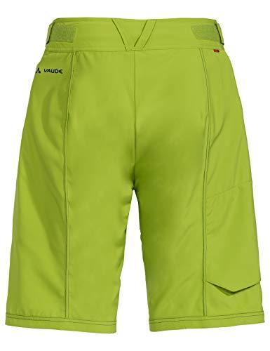 Vaude Herren Ledro Shorts für den Radsport elastisch Hose, Chute Green, 52