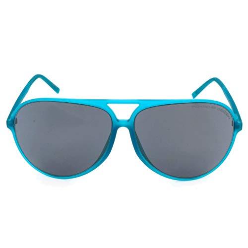 Porsche Design Herren P8595 A 63 12 140 Sonnenbrille, Blau
