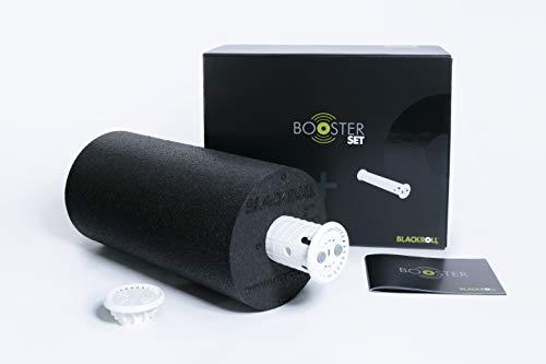 Verspannungen 5 Vibrationsstufen Muskel Massageger/ät f/ür Faszientraining Yoga Selbstmassagerolle Vibrierend Schaumstoffrolle Elektrische Massagerolle mit 2200mAh Wiederaufladbar Lithiumbatterie
