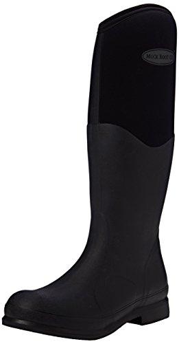 Muck Boots Colt Ryder, Bottes en Caoutchouc de sécurité Mixte Adulte, Noir (Black 000), 46 EU