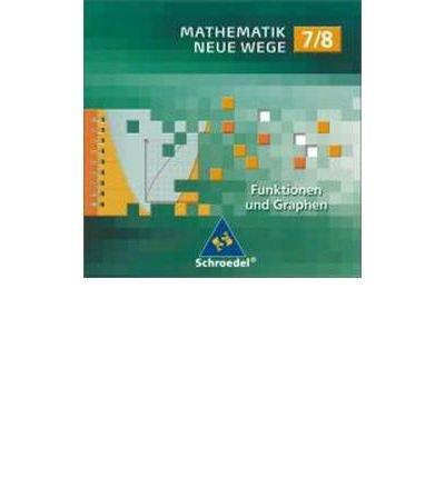 Mathematik Neue Wege 7 / 8. Lernsoftware . CD-ROM f?r Windows ab 98: Ausgabe 2005 (CD-ROM)(German) - Common
