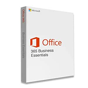 Microsoft Office 365 Business Essential  1 Person / 5 Mobile/Tablet/Web   12-Month Subscription (CSP-Microsoft India)