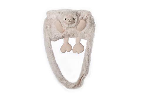 Preisvergleich Produktbild Inware Kindermuff Schaf Beo,  Muff für Kinder,  super flauschig,  23x20,  5904