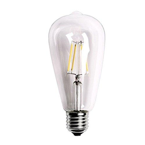 SUNERLORY LED E27 Filamento Luz Bombilla Retro Vintage