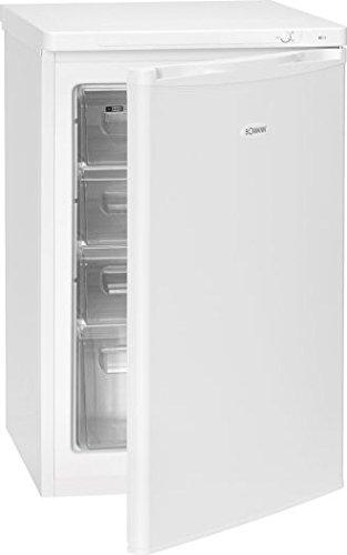 Produktbild Bomann GS 113.1 Gefrierschrank / A+ / Gefrieren: 85 L / weiß / 84, 5 cm Höhe