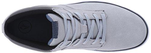 Volcom Grimm Mid 2 Herren Hohe Sneakers Cool Grey