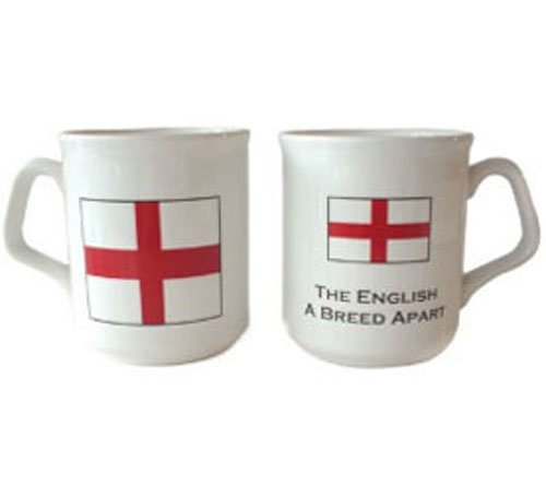 """England Mug - """"Breed Apart"""", used for sale  Delivered anywhere in UK"""
