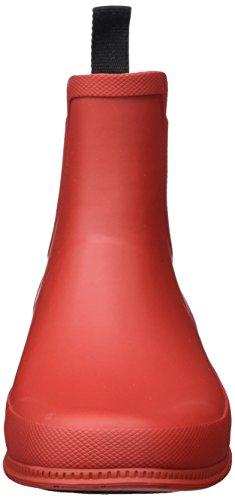 Tretorn Eva Låg, Bottes En Caoutchouc Femme Rouge (rouge)