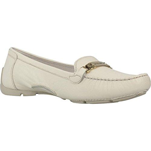 Mocassini donna, colore Bianco , marca STONEFLY, modello Mocassini Donna STONEFLY PASEO SUMMER 1 Bianco Bianco
