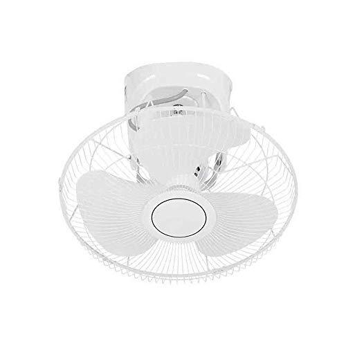 Deckenventilator 360-Grad-Kopfschütteln Deckenschlafsaal Hauptdecke Restaurant Deckenventilator 60W Energiesparventilator