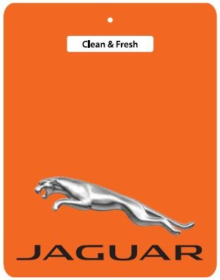 5 for £10 DEAL! - JAGUAR Car Air Freshener SPORT SERIES - Daimler, E-Type, S-Type, XJ, XJ12, XJ40, XJ6, XJ8, XJR, XJS, XK, XK8, XKR, ALL JAGUAR